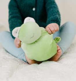 Papoum frog soft baby toy