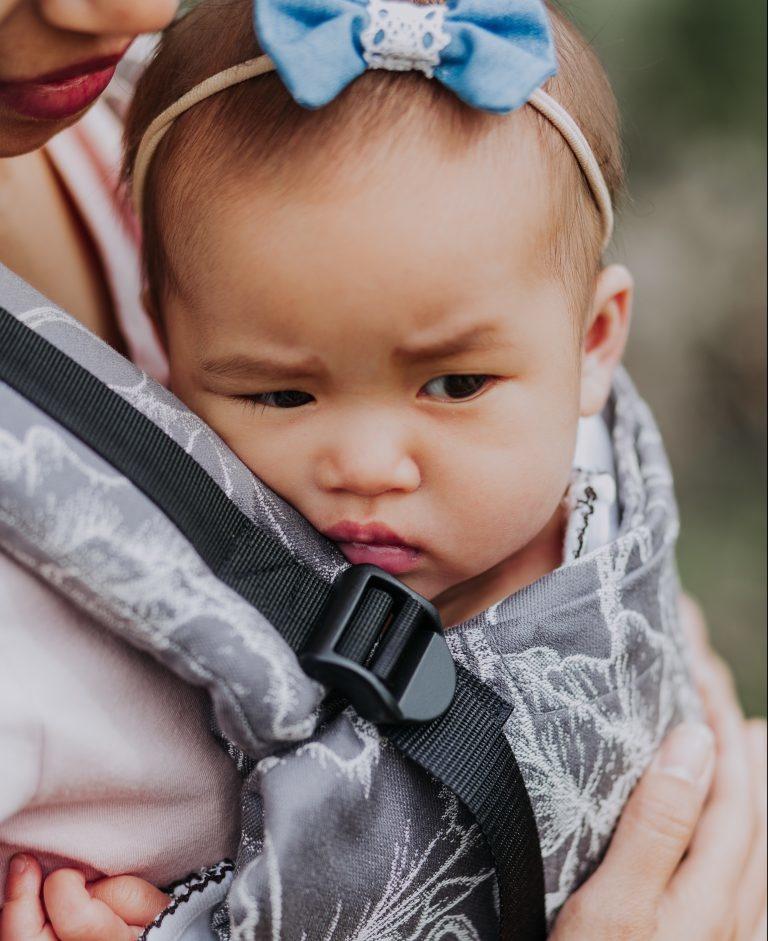 Gustine Gustine cotton baby carrier Souvenir