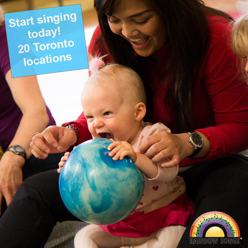 Enter to win a Rainbow Songs Winter term enrolment at Evymama!