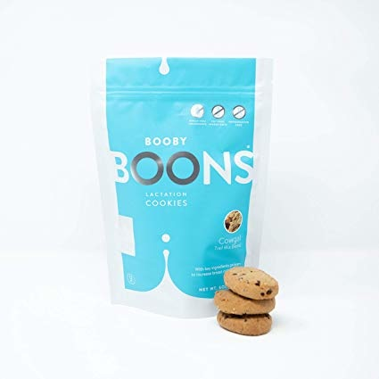 Booby Boons Cowgirl Lactation Cookies