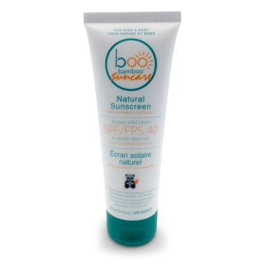 Baby Boo Baby Boo Bamboo sunscreen 100ml
