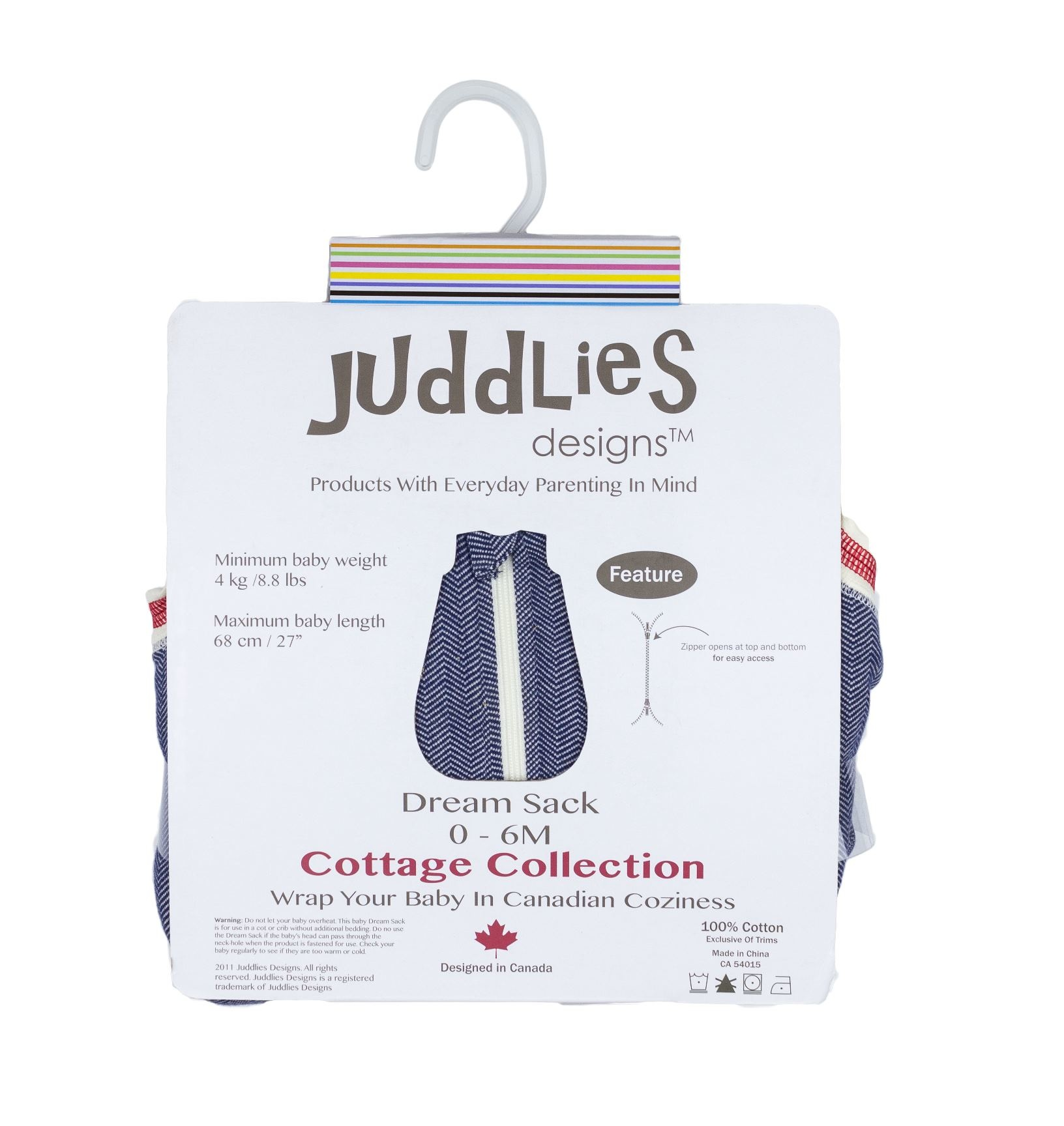 Juddlies Cottage dream sack