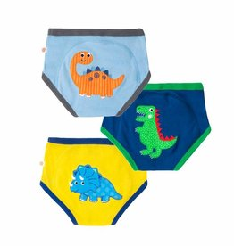 Zoocchini Organic Training pants Jurassic Friends