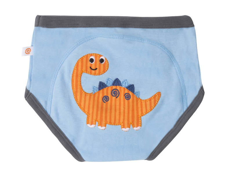 Zoocchini Organic Training pants Jurassic Friends boy