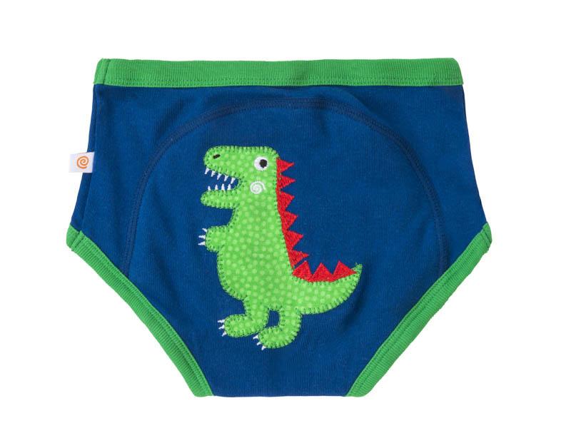 Zoocchini Organic Training pants Jurassic Friends boy