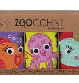Zoocchini Organic Training pants Ocean Friends