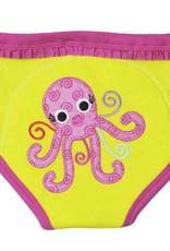 Zoocchini Organic Training pants Ocean Friends girl
