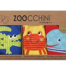 Zoocchini Organic Zoocchini Training pants Ocean Friends