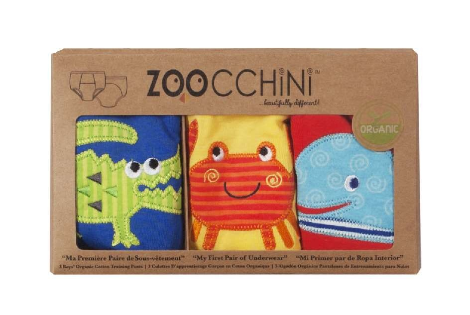 Zoocchini Zoocchini Training pants Ocean Friends