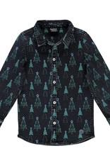 Birdz Birdz Pine denim shirt child