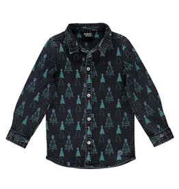 Birdz Birdz Pine denim shirt child