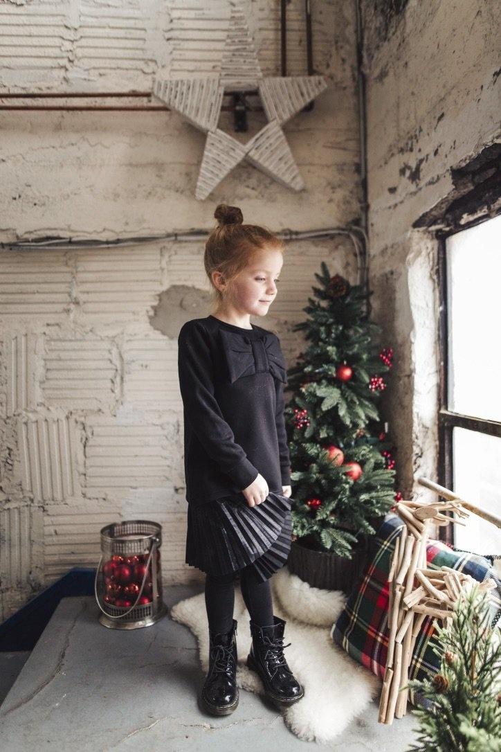 Birdz Birdz metallic skirt child