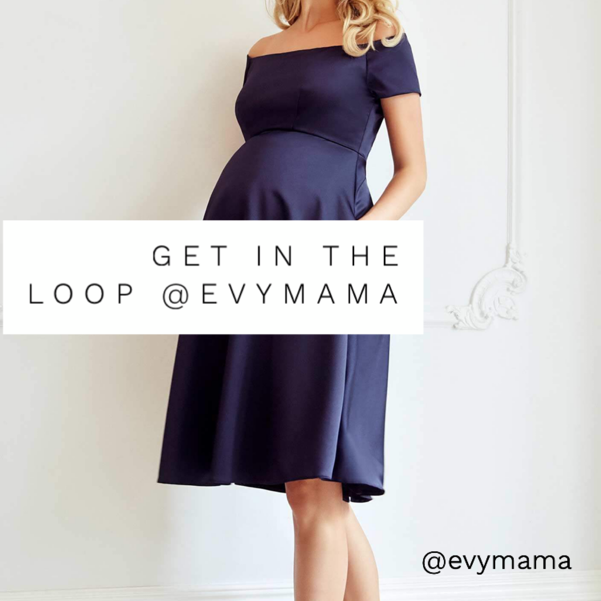 LOOP consignment maternity wear at Evymama