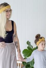 Mini Bretzel Mini Bretzel Twinning Mom & Child headband