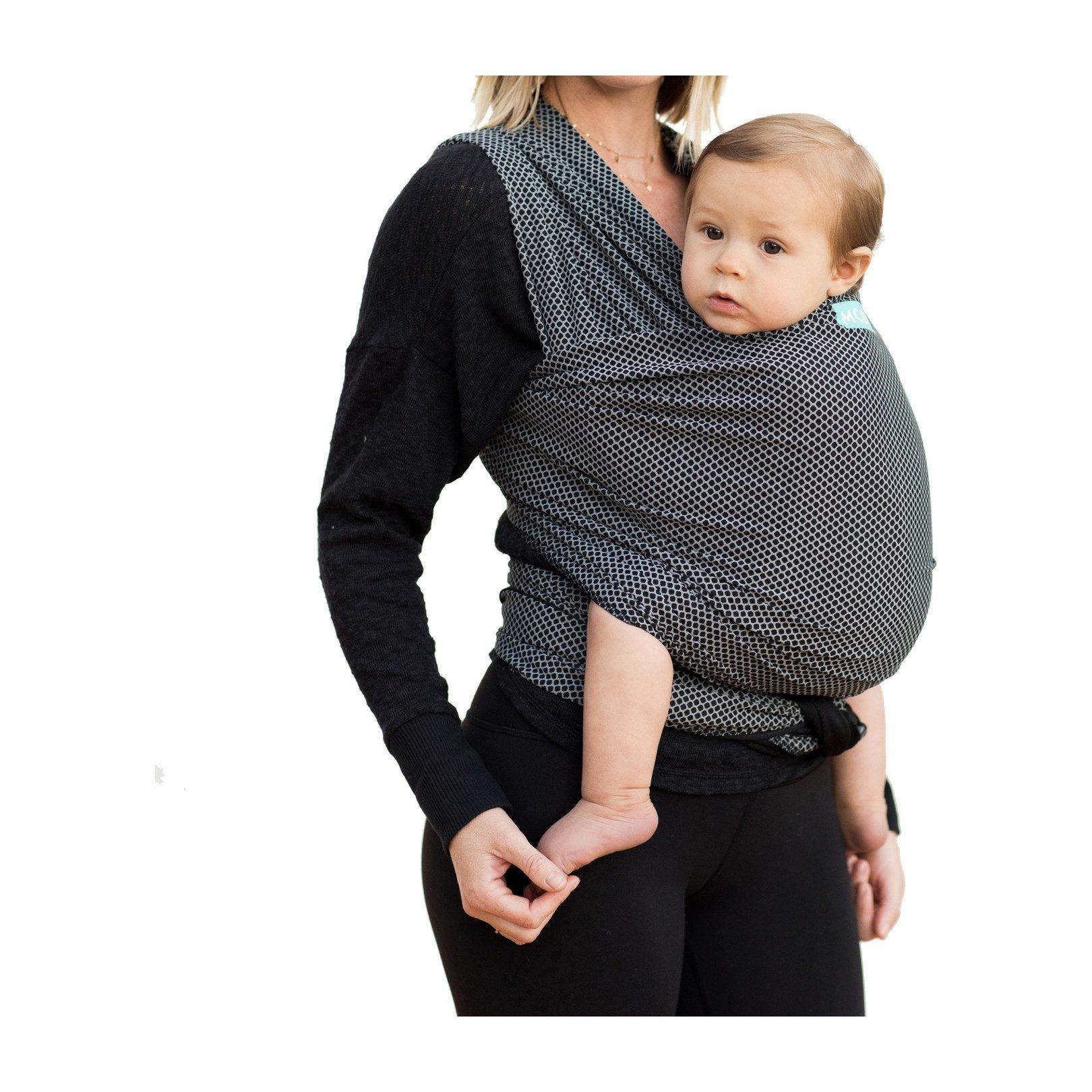 Moby Flex Wrap Black