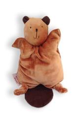 Papoum Beaver soft toy