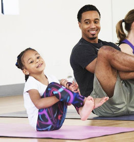 Family Day Yoga class