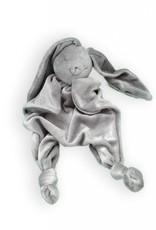 Papoum Grey Bunny lovey toy