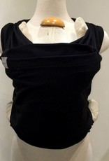 Maman Kangourou Stretchy Wrap - Black