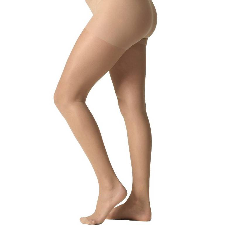 Noppies maternity sheer pantyhose Nude