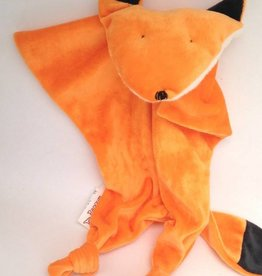 Papoum Red Fox lovey toy