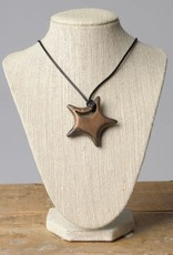 Teethease Star Pendant Nursing Necklace