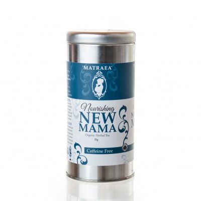 Nourishing New Mama Tea