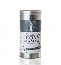 Energizing Iron Mama Tea