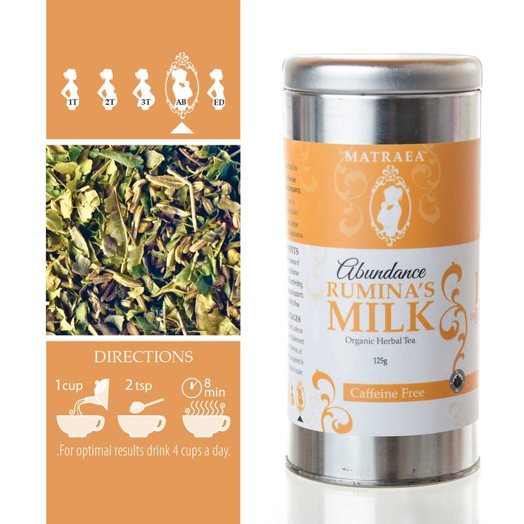 Abundance Rumina's Milk Tea