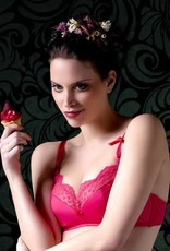 Lollipop non-wire molded cup nursing bra