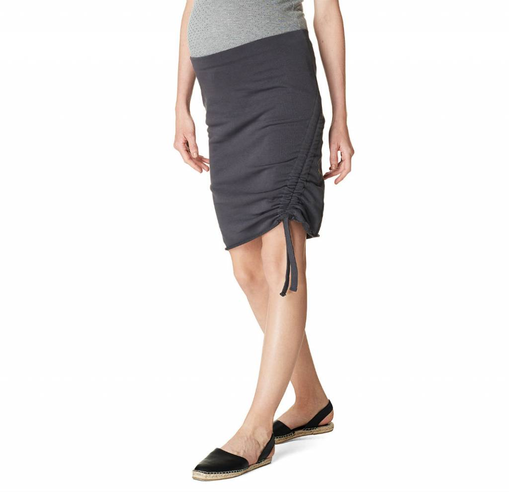 Noppies Ashley Overbelly ruched skirt