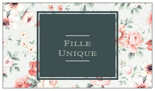 Fille Unique second-hand clothing pop-up shop!