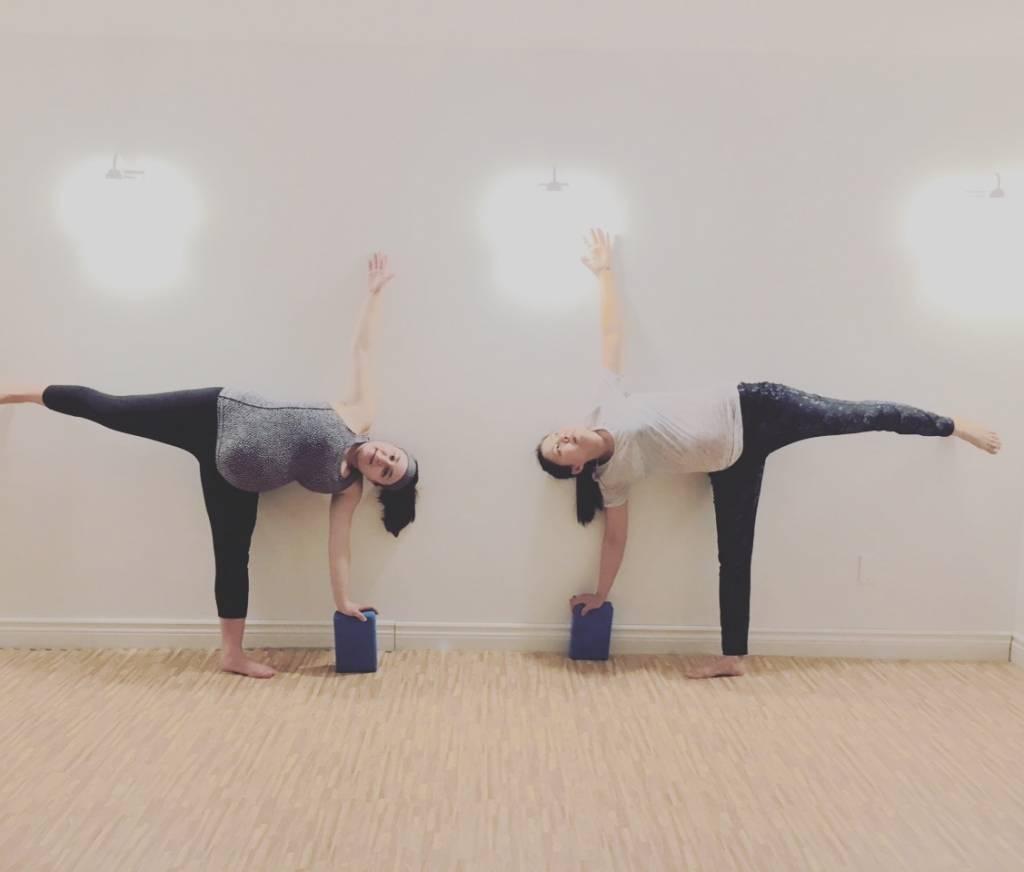 Prenatal Yoga at Evymama