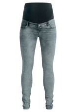 Avi overbelly Cropped Skinny jeans in Grey