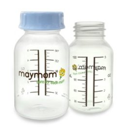 Maymom pump bottle - Medela & Ameda compatible