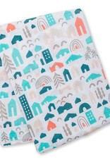 Lulujo Muslin blanket - Neighbourhood