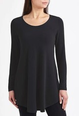 It Fitz Me! Scoop Neck Tunic with long sleeves