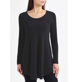 Scoop Neck Tunic with long sleeves