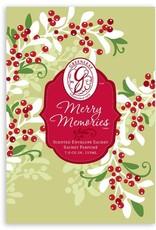 Large Sachet - Merry Memories