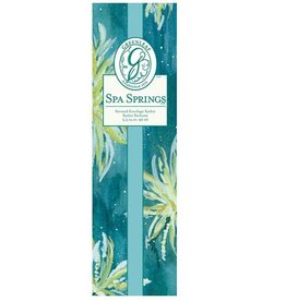 greenleaf Slim Sachet - Spa Springs