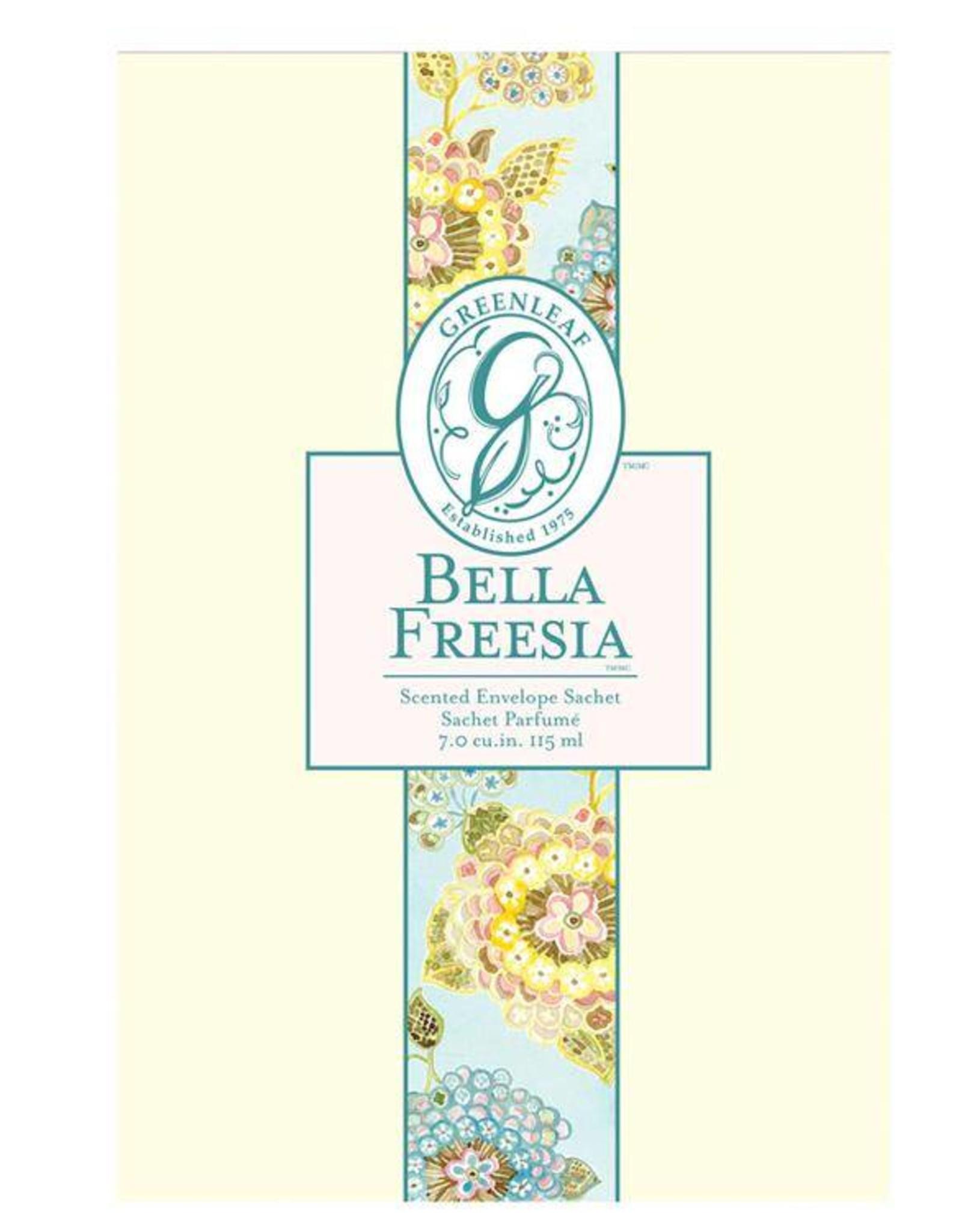 greenleaf Bella Freesia Large Sachet