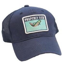 PT Trucker Hat Trout Badge