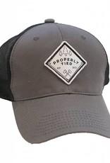 PT Trucker Hat - Patch Grey