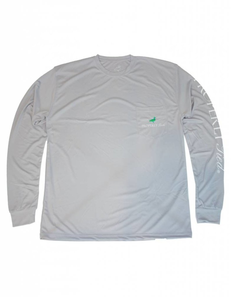 Properly Tied PT Long Sleeve Performance T Shirt