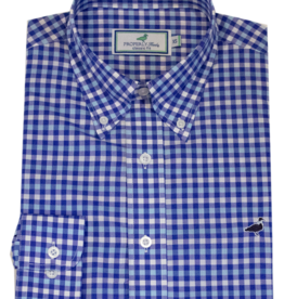 Properly Tied PT Cayman Dress Shirt