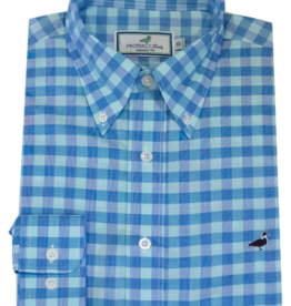 Properly Tied PT Lagoon Dress Shirt