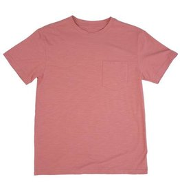Properly Tied PT Shore Tee SS Nantucket Red