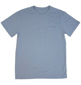 Properly Tied PT Shore Tee SS Salt Blue