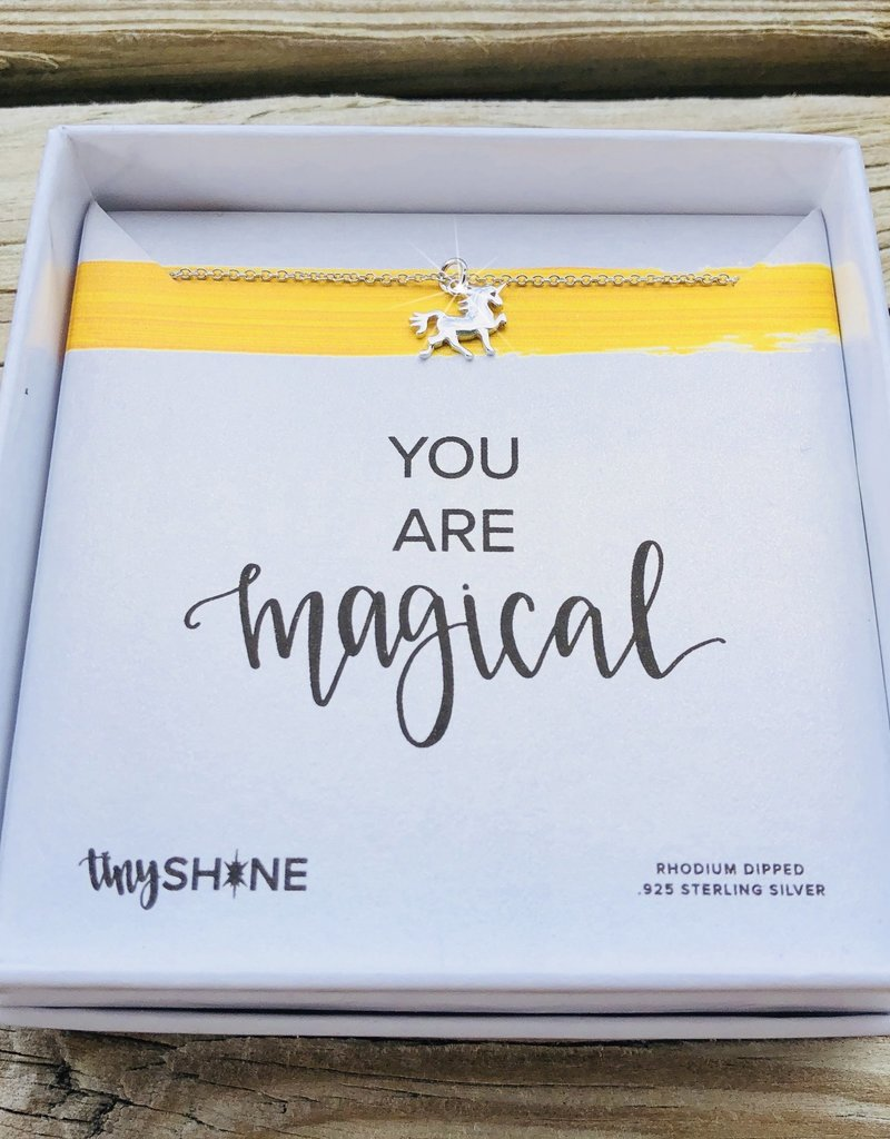 Tiny Shine - Magical Silver