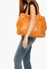 ABLE Rachel Utility Bag: Cognac